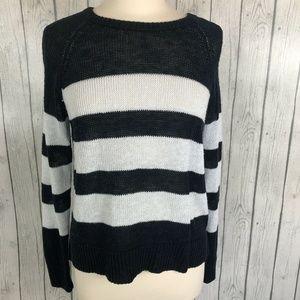 Eileen Fisher Organic Linen Blend Pullover Sweater